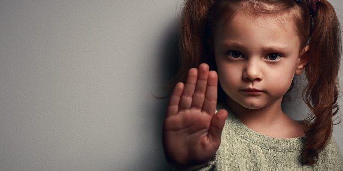 Боротьба з насильством над дітьми