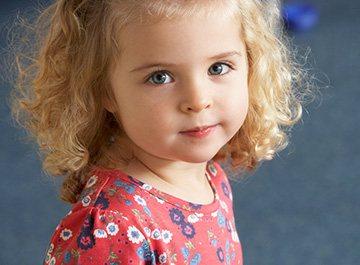 дівчинка 5 років