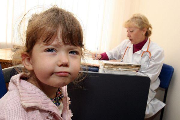 Дівчинка у психіатра