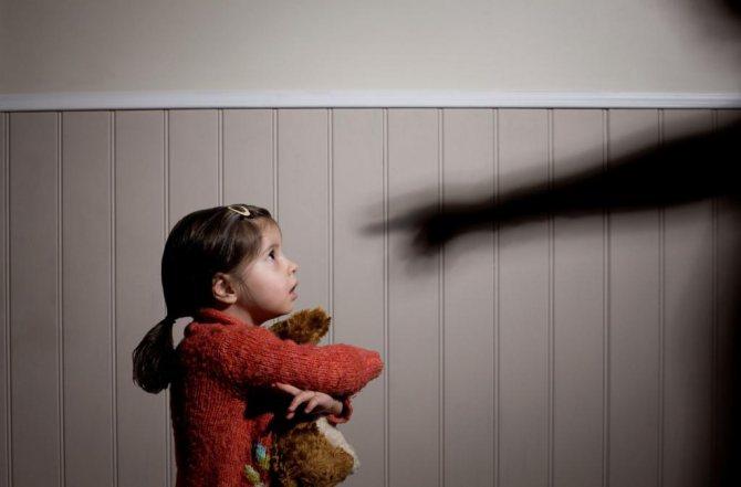 Емоційне насильство над дитиною