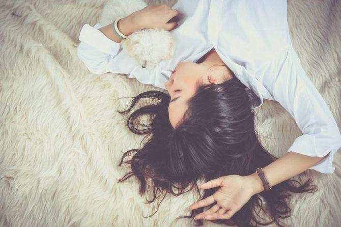 Фактори, які можуть вплинути на зміст сну