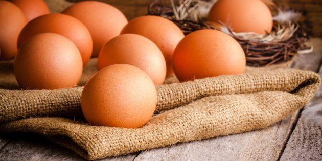 Як зменшити стрес за допомогою харчування: яйця