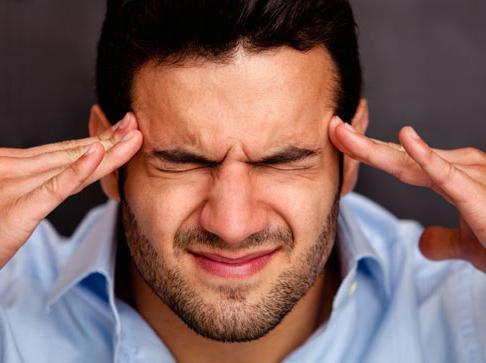 кластерна головний біль