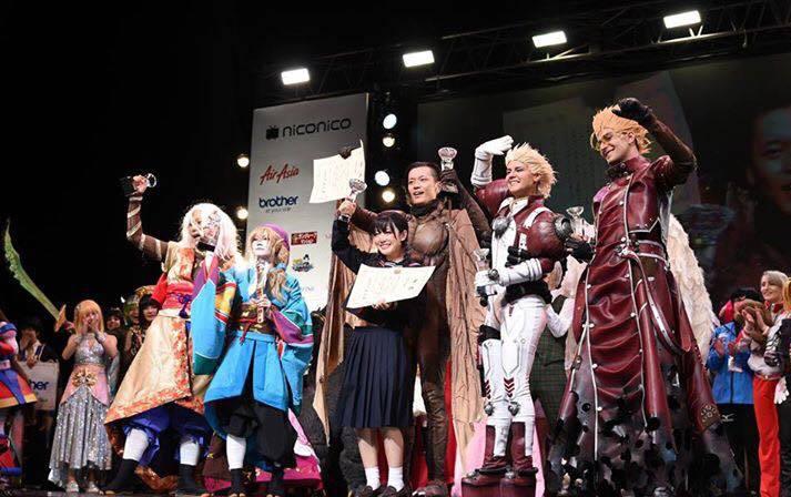 косплей фестиваль Японія