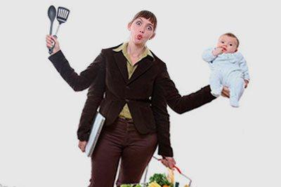 Мама, дружина і успішний працівник