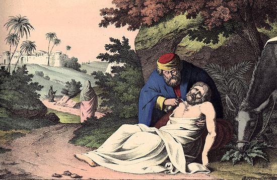 милосердний самарянин