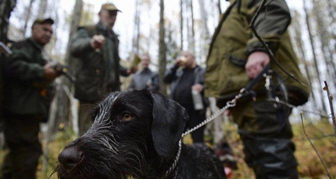 Багато хто з учасників експерименту захоплюються полюванням - на це і розраховує доктор