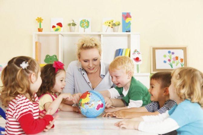 навчання дітей