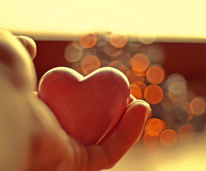 Прощення кривдника в своєму серці