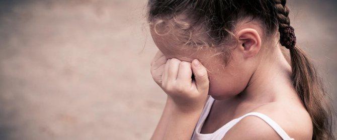 Психічна травма у дитини