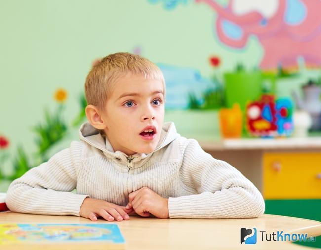 Дитина-аутист