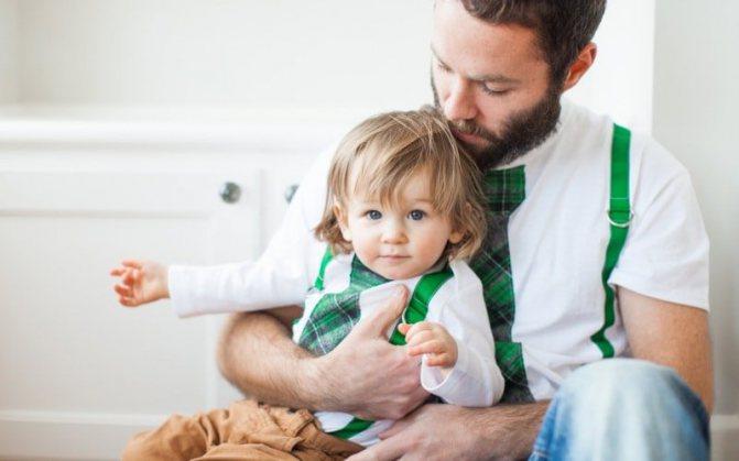 Рекомендації для батьків, як полегшити розставання з малюком
