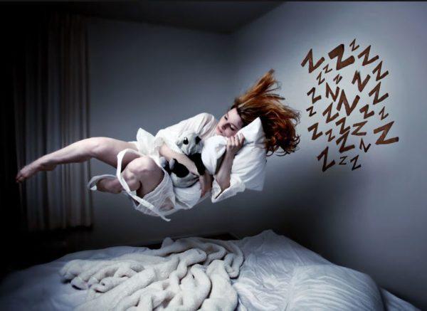 Сни можуть снитися щоночі
