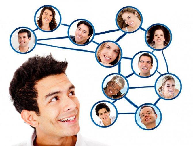 Соціалізація за допомогою спілкування