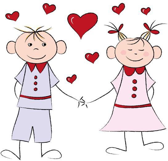 стадії розвитку любові