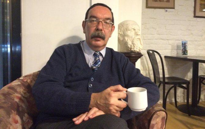 Степанов Сергій Сергійович - психолог, письменник