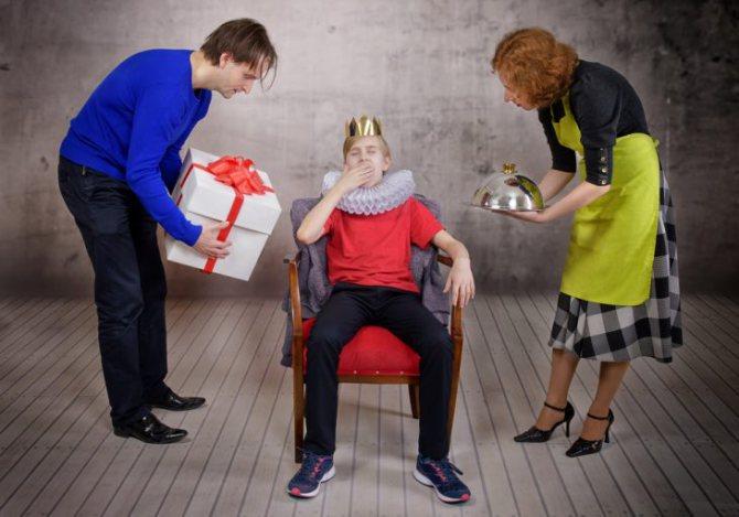 Стиль сімейного виховання