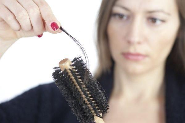 Випадання волосся після стресу