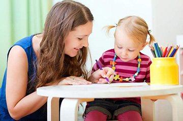 заняття з дитиною
